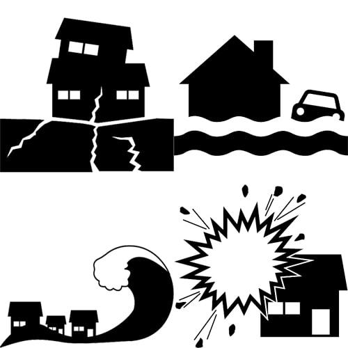 地震特約をセットすると、地震、噴火による火災のほか水災害にも対応できるようになります